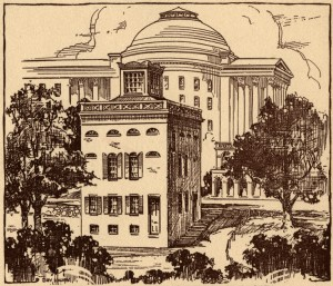 Anatomical Theatre, by Charles C. Haskell and Co
