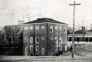 Anatomical Theatre, ca. 1901?