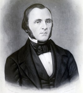 James Lawrence Cabell,  Professor of Anatomy, Comparative Anatomy, Physiology, and Surgery. Special Collections, University of Virginia Library, Charlottesville, Va.