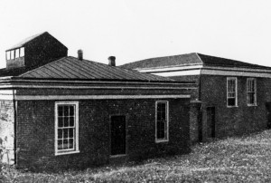 Stiff Hall, 1910