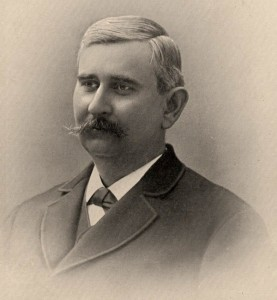 William B. Towles, 1880-1881.