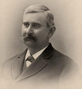 William B. Towles, 1880-1881.