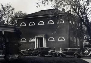 Anatomical Theatre, ca 1930s