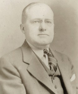 Harvey Ernest Jordan, 1924