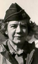 First Lieutenant Ruth Berry