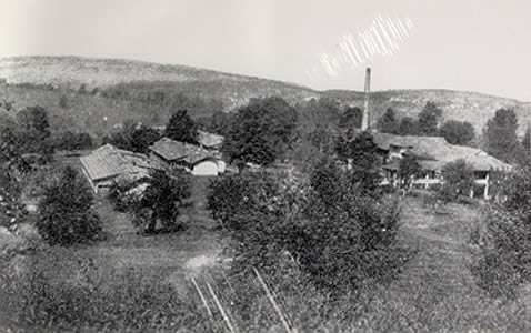 Blue Ridge Sanatorium (ca. 1920's)