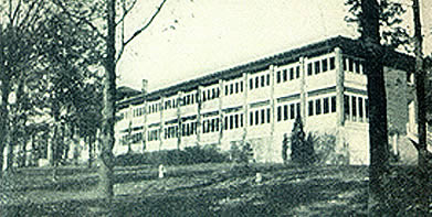 Catawba Sanatorium (ca. 1915) near Roanoke