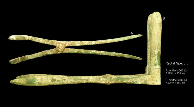 Surgical Instruments from Ancient Rome | Ancient Roman