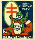 1920 Christmas Seals