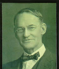 Dr. Halstead Hedges