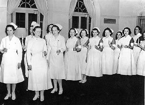 Nursing School Class of 1937