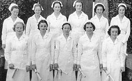 Nursing School Class of 1938