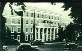 UVa Hospital, West Wing