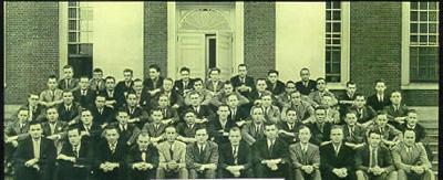 School of Medicine Class of 1940