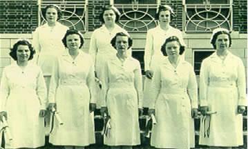 School of Nursing Class of 1940