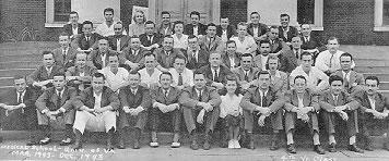 Second Medical School Class of 1943