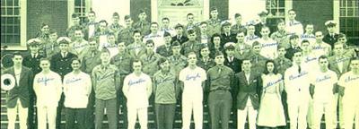 Medical School class of 1945