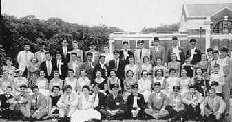 Class of 1947… ten years after graduation