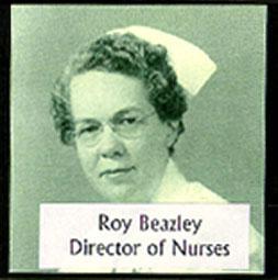 Roy Beazley, Director of Nurses