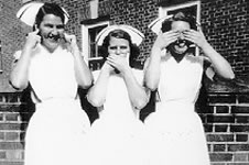 What UVa nurses hear, speak, and see