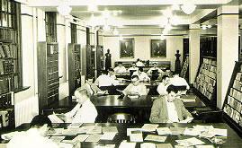Medical School Reading Room