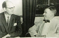 William Muller and Thomas Hunter
