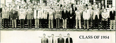 Medical School Class of 1954