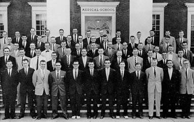 Medical School Class of 1956