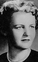 Margaret G. Tyson, first Dean of Nursing School