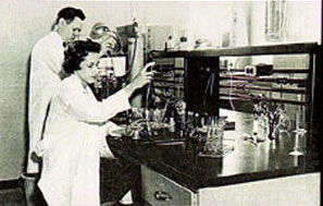 The Mary Stamps Suhling Research Laboratories are now in use