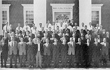 Medical School Class of 1961