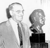 Henry Bearden Mulholland, UVa School of Medicine, 1920;UVa Professor, 1922-1962