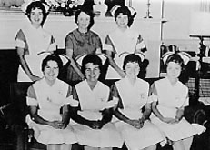 School of Nursing Officers