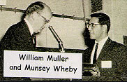 Drs. William Muller and Munsey Wheby