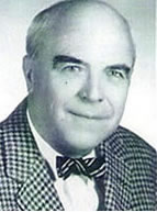 Edward Cawley, Chairman of the Department of Dermatology