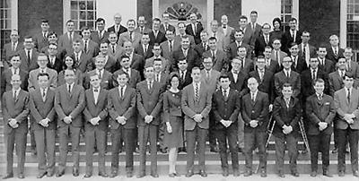 Medical School Class of 1966