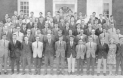 Medical School Class of 1968