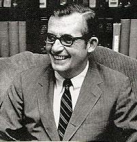 Edward Hook, Chairman of the Department of Internal Medicine
