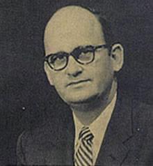 Dr. William Muller, Chairman of the Department of Surgery