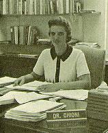 Rose Chioni, the new Nursing School Dean