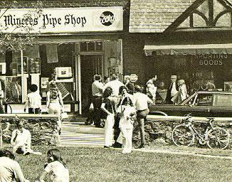 The Corner in 1974