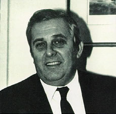 Norman Knorr, Dean of the School of Medicine