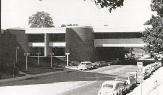 The Health Sciences Library circa 1979