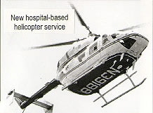 Pegasus helicopter becomes the latest tool in Emergency Medicine Department at UVa