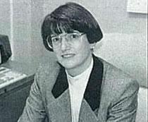 Linda Watson named Director of Library, effective, May 1