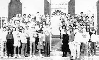 Medical School Class of 1992