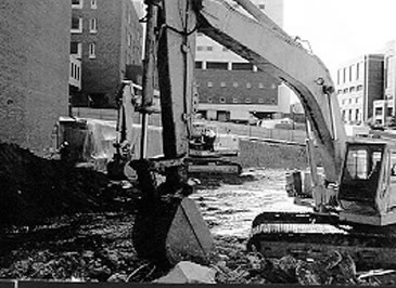 Jordan Hall Construction
