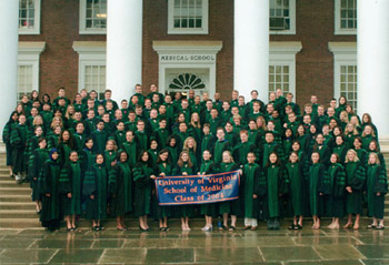 The Medical School Class of 2004