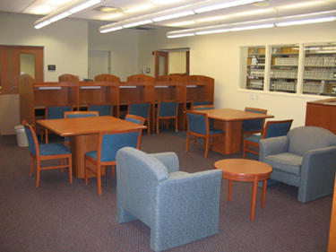 Library 24 hour study room
