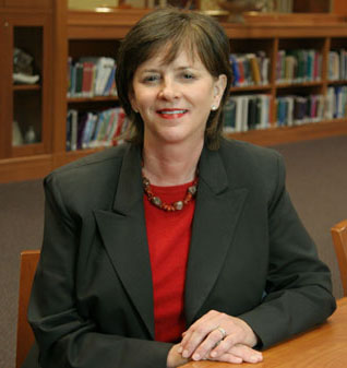 Gretchen Arnold, Interim Director of the Health Sciences Library